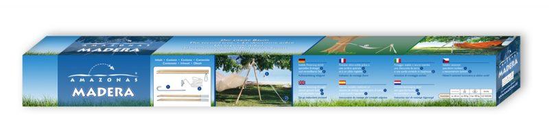 Amazonas hängmatteställning Madera förpackning