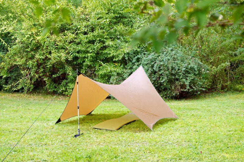 Amazonas Adventure Tarp - som tält