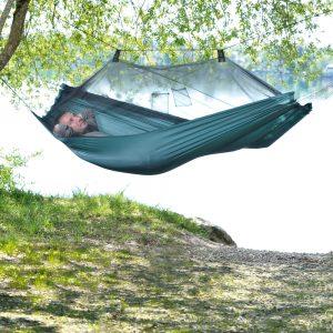 Amazonas Moskito Traveller hammock - vildmarkshammock med myggnät