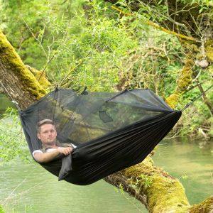Amazonas Moskito Traveller Hammock Extreme - vildmarkshammock