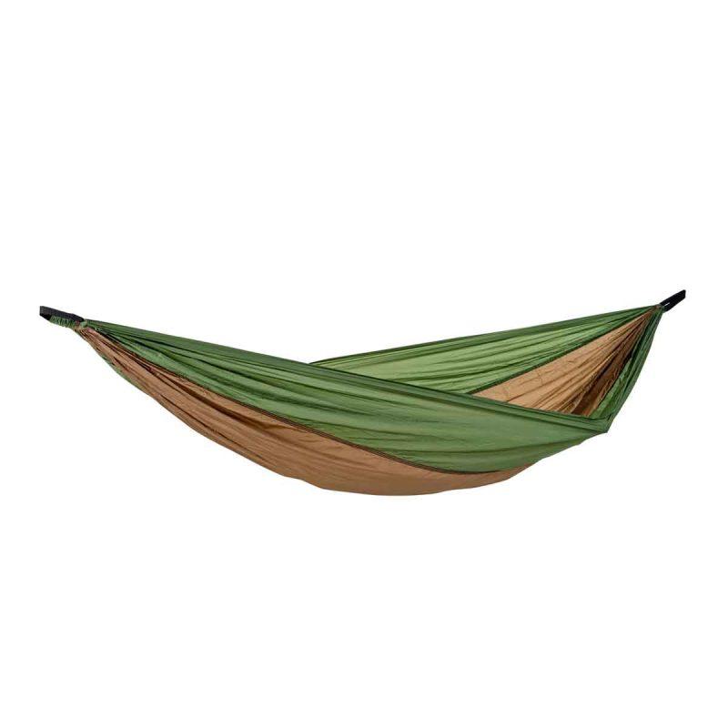 Amazonas adventure hammock coyote - ultralätt campinghängmatta