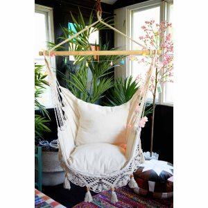 Lazy Rest hängfåtölj Deluxe - hängstol large