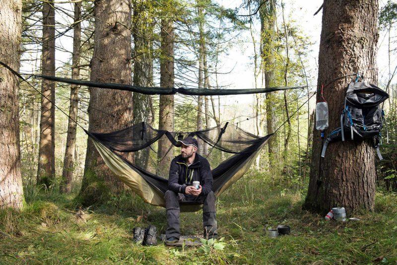 Amazonas tarp sock för hängmattatarp