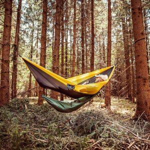 Amazonas hammock floor för vildmarkshängmatta