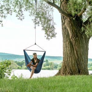 LA SIESTA ZunZun river hängstol - lätt att ta med