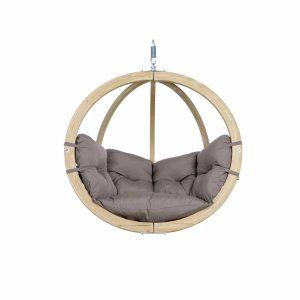 Amazonas hängstol Globo Chair taupe