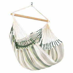 LA SIESTA Domingo Comfort hängstol Cedar - vädertåligt