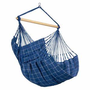 LA SIESTA Domingo Comfort hängstol Marine - vädertåligt