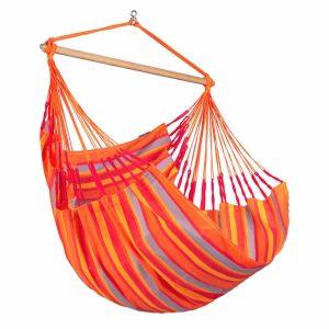 LA SIESTA Domingo Comfort hängstol Toucan - vädertåligt