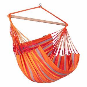 LA SIESTA Domingo Lounger Toucan - vädertålig hängstol
